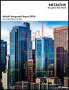 [image]Hitachi Integrated Report 2016