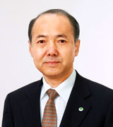 [Photo] Katsumi Nagasawa Vice President and Executive Officer President & CEO, Power Systems Company