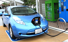 Keeping Electric Vehicles Running in Okinawa
