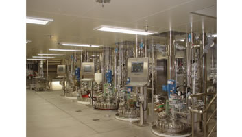 Pharmaceutical plant & systems