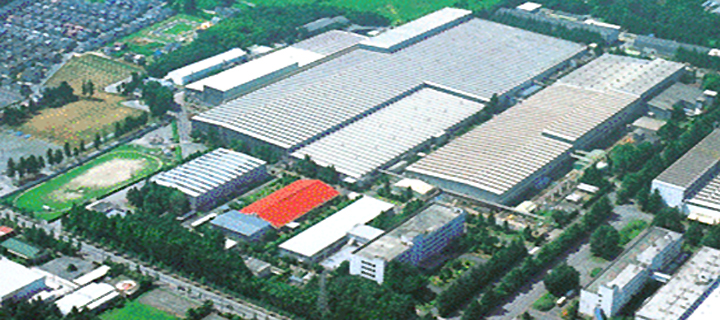 Image: Tsuchiura works, Machinery System Division, Industrial Products Business Unit, Hitachi, Ltd.