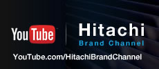 Hitachi Brand Channel. Watch us on YouTube
