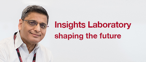 Insights Laboratory shaping the future