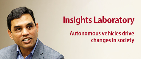 Insights Laboratory – Autonomous vehicles drive changes in society