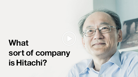 What sort of company is Hitachi?