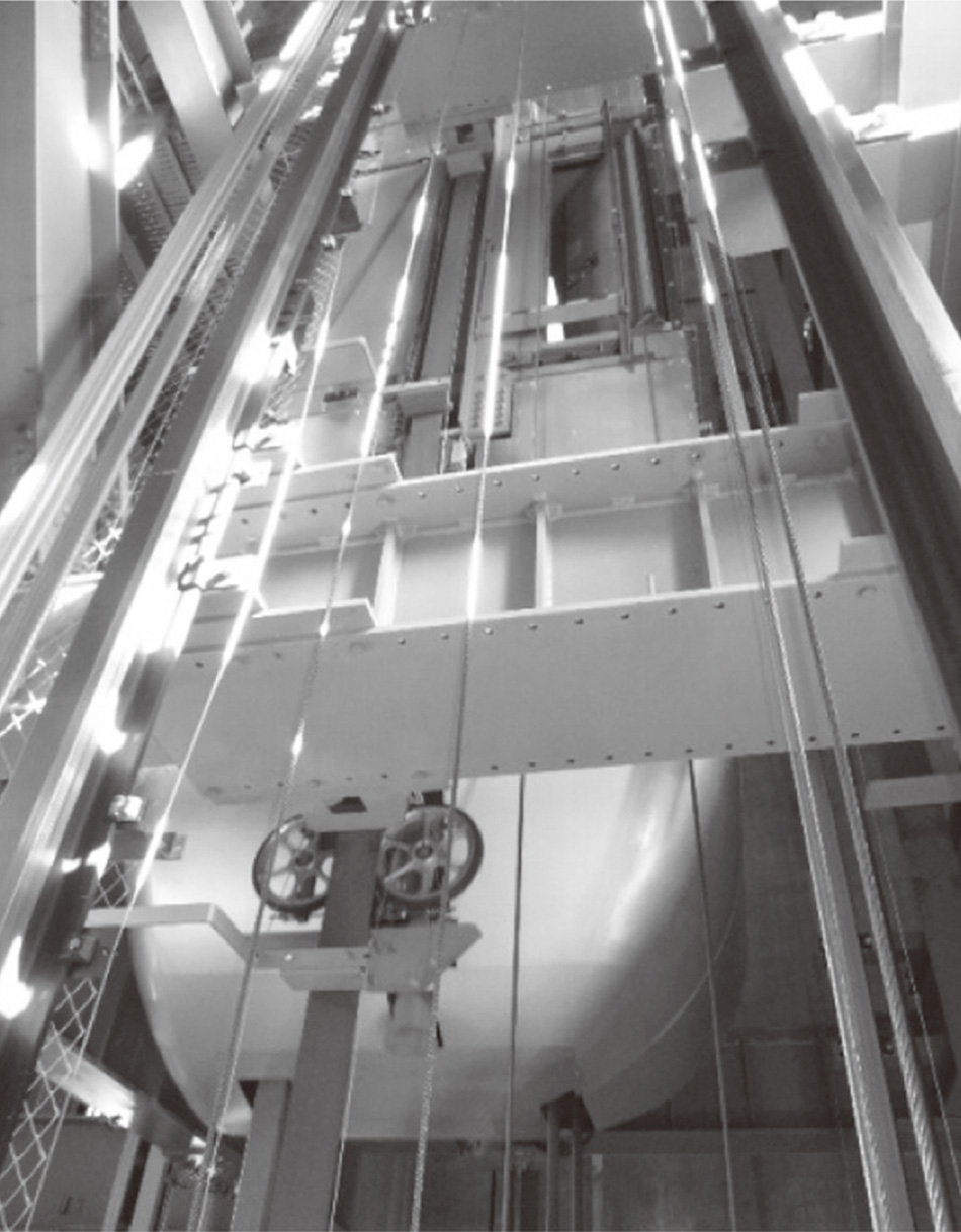 Development Of Ultra High Speed Elevator That Achieved The Worlds How Works And Know Their Types With Circuit Diagrams 12elevator Car Capsule