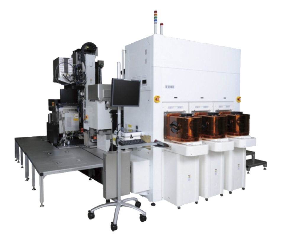 Semiconductor Manufacturing Amp Inspection Equipment
