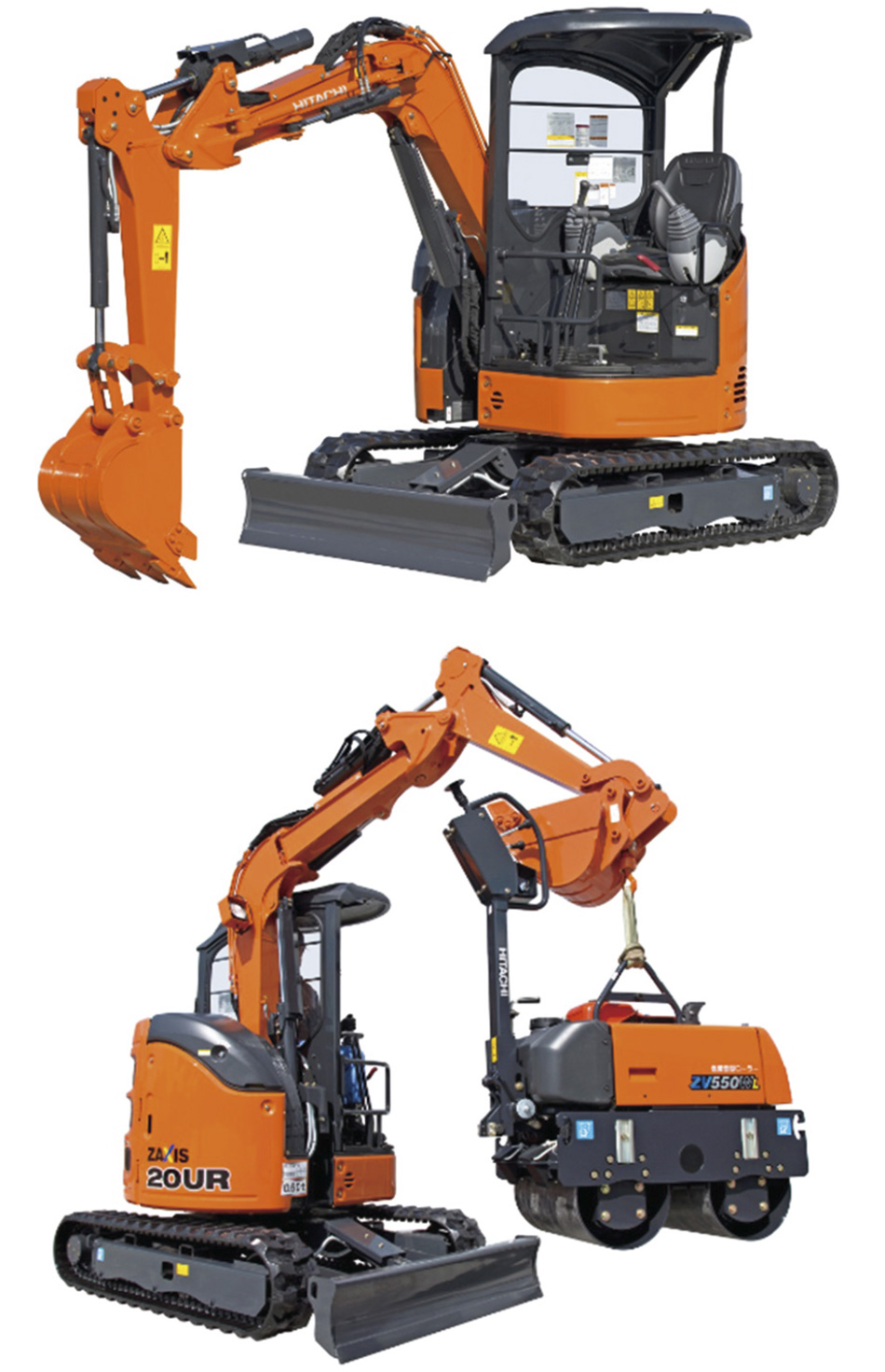 Construction Machinery : Hitachi Review
