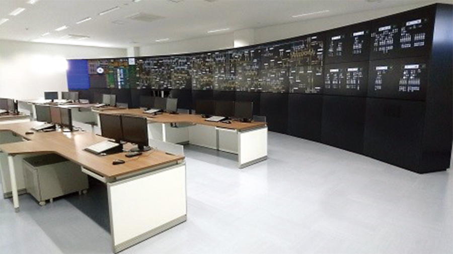 Backup automatic load dispatching system for The Okinawa Electric Power Company, Incorporated