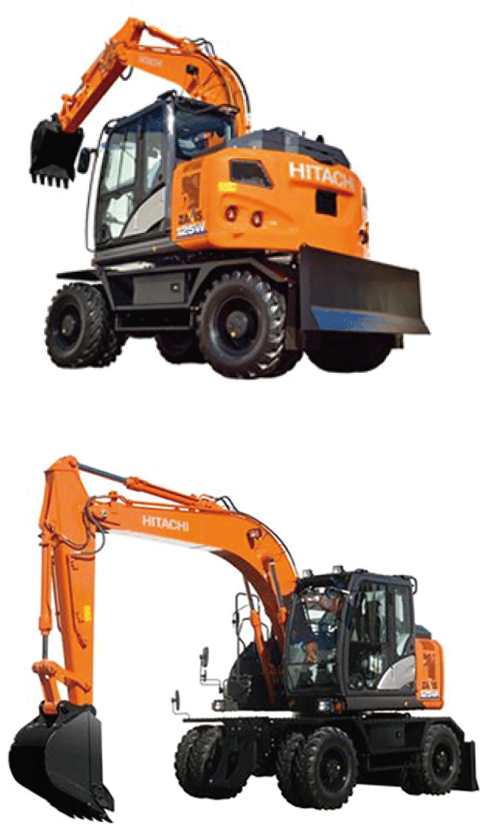 Construction Machinery : Construction Machinery : Hitachi Review
