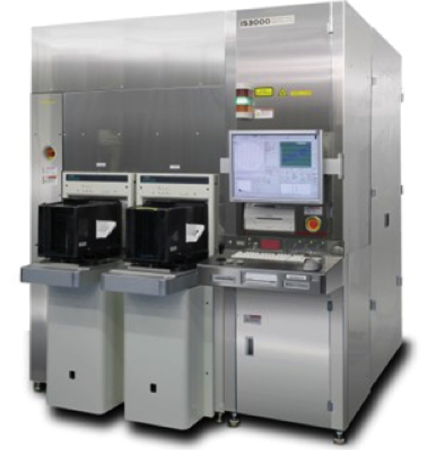 Dark field wafer defect inspection system DI4200