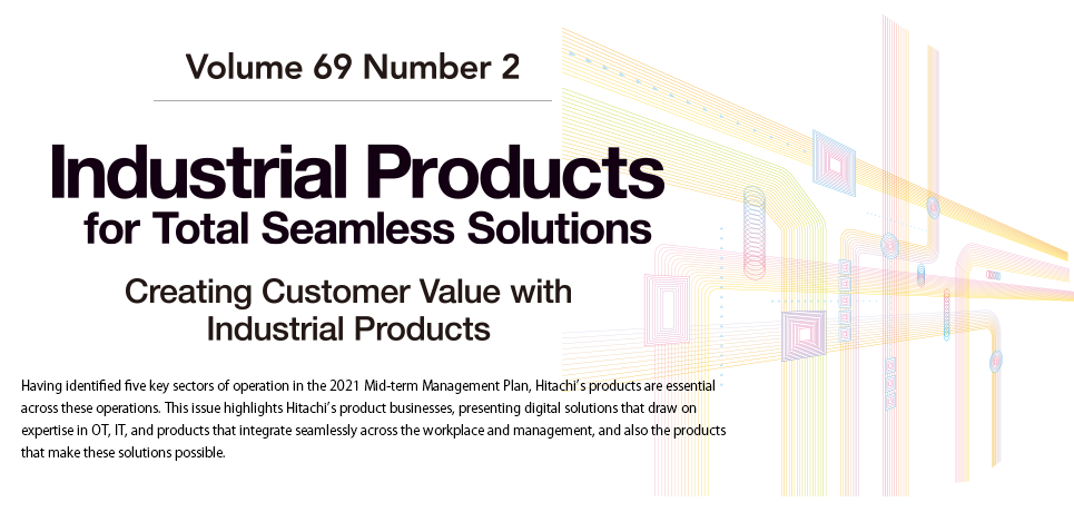 Industrial Products for Total Seamless Solutions Creating Customer Value with Industrial Products