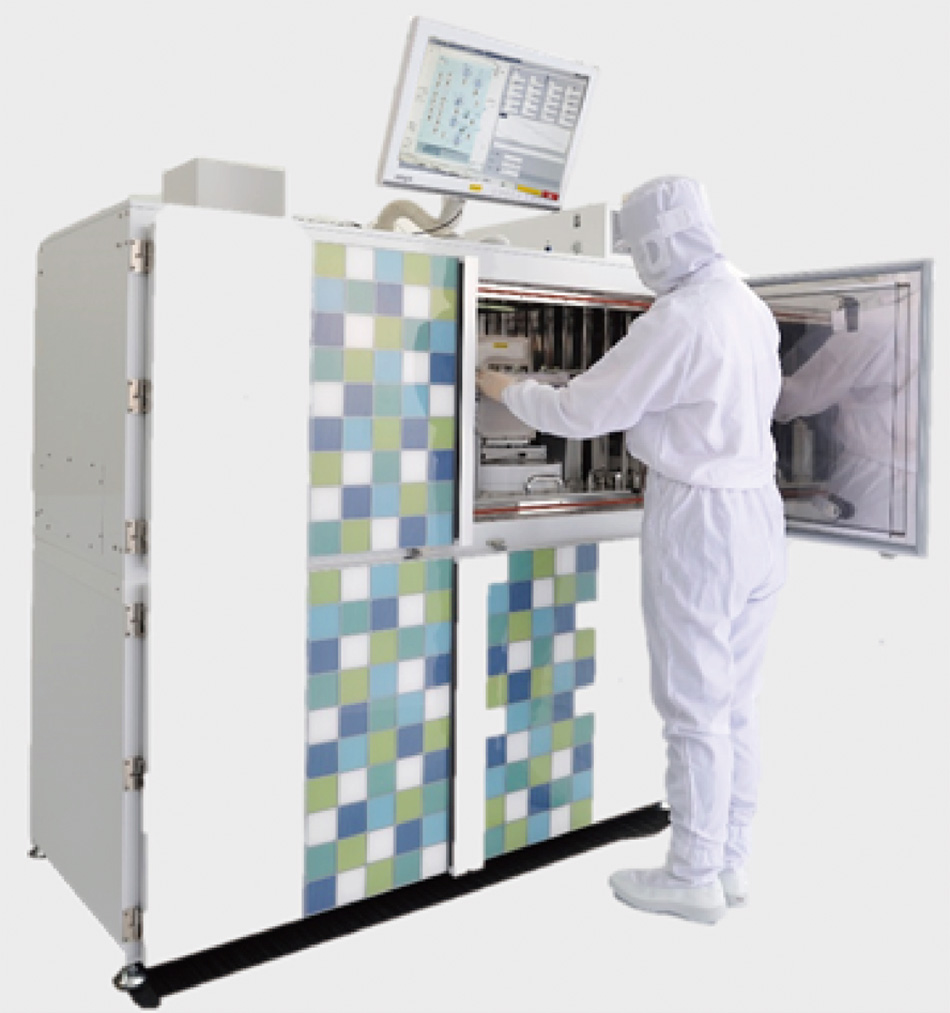 [6] Automated cell sheet culture equipment