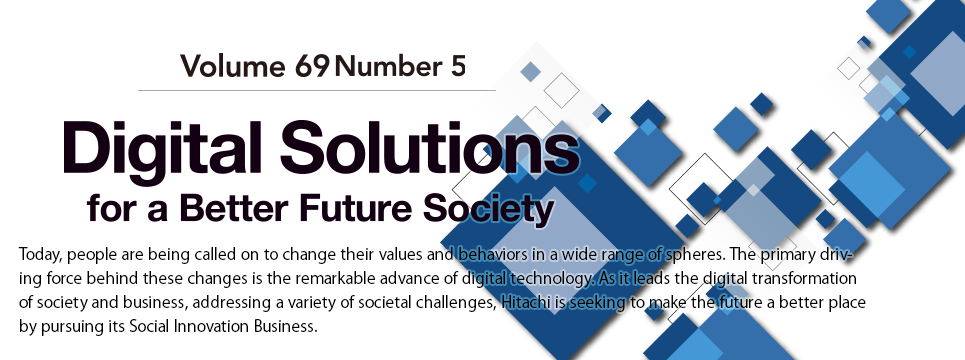 Digital Solutions for a Better Future Society