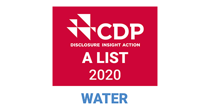 CDP A LIST 2020 WATER