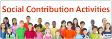 Social Contribution Activities
